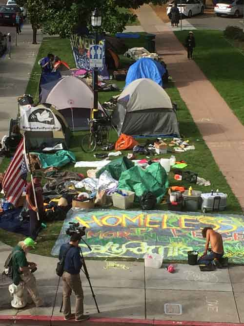 First They Came for the Homeless's lawsuit survived a legal challenge and is being allowed to broaden its complaint against the City of Berkeley by U.S. District Judge William Alsup
