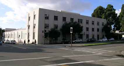 UC Berkeley may repurpose the former UC Printing Plant at Oxford and Center streets as the new home of the Berkeley Art Museum and Pacific Film Archive.