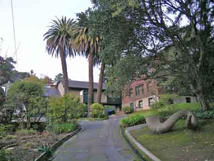 The Jeremiah T. Burke estate, 2911 Russell St.