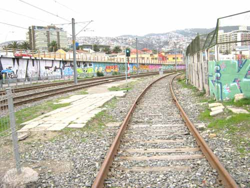 <b>Valpariaso Railway: </b>