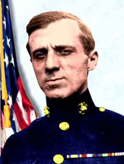 Major General Smedley Butler