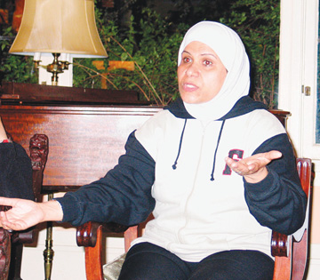 Judith Scherr: