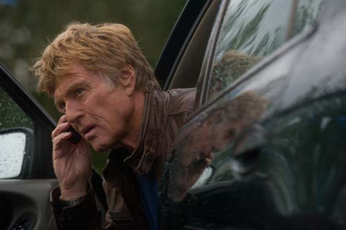 Robert Redford as Jim Grant