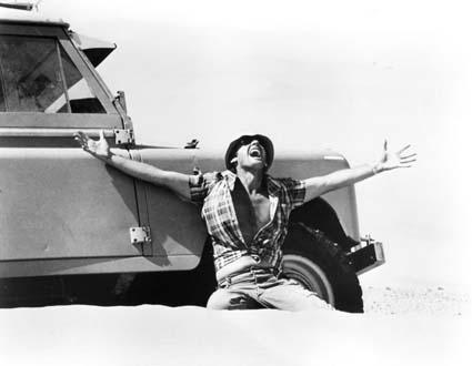 世界在窗外——摘译安东尼奥尼谈《过客》(The Passenger, 1974) - 黄小邪 - 黄小邪:芝加哥,城南影事