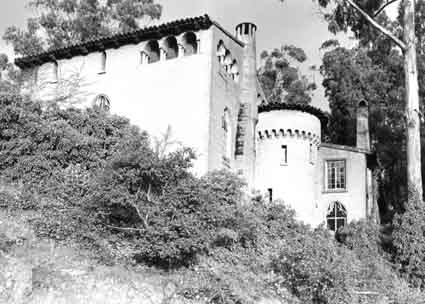 he Samuel Hume Castle at 2900 Buena Vista Way is located on the