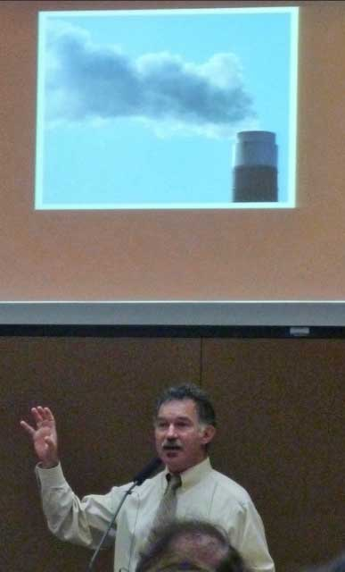 "Lou Hexter from MIG manages the voting process on ""priorities"". The