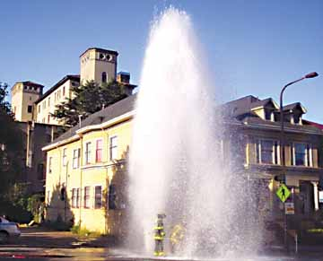Bancroft Avenue Waterworks