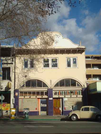 The former studio of Japanese-American artist Chiura Obata was granted landmark status by Berkeley's Landmarks Preservation Commission.