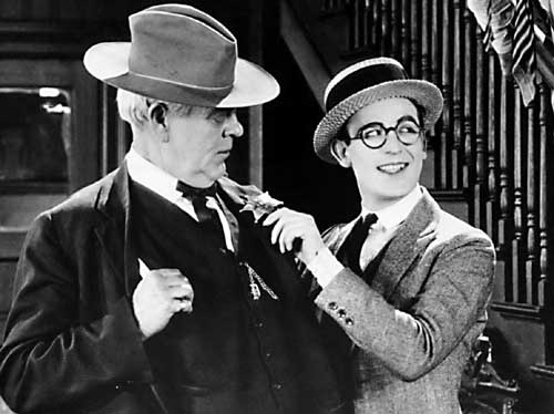 The Kid Brother (1927) may be Harold Lloyd's greatest film, bringing a high level of artistry to the bespectacled comedian's slapstick humor.