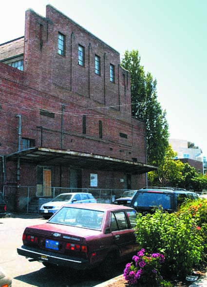 The existing Copra Warehouse, a city landmark.