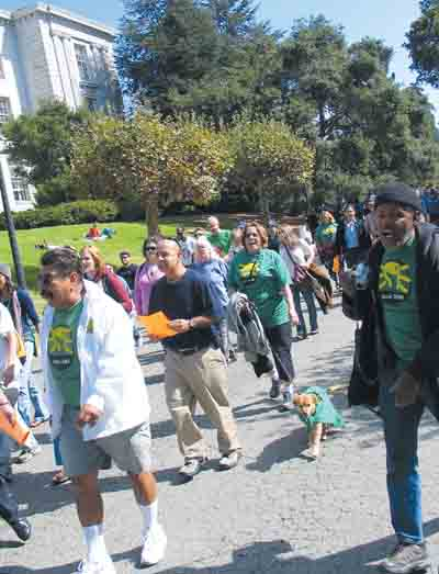 By Judith Scherr:  