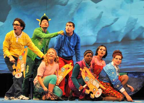 BAY AREA CHILDREN'S THEATRE brings MAGIC SCHOOL BUS to life at Freight and ...
