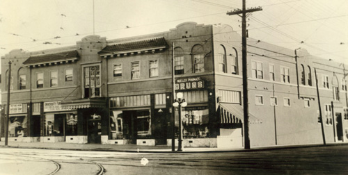 James Plachek designed 1900 University Ave. in 1915 for William H. Heywood.