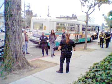 Cell phone photo by Michael Howerton: