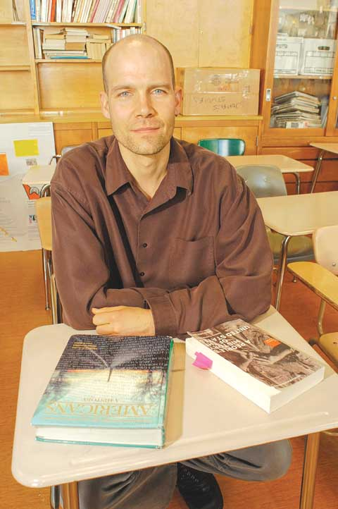 Erik Olson:
