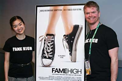 Fame High director Scott Hamilton Kennedy.