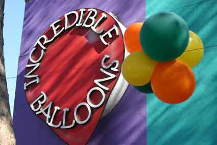 The City Council will vote tonight on whether to ban the release of balloons.
