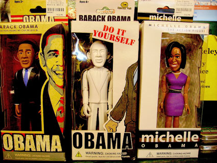 Obama Choking Hazard.