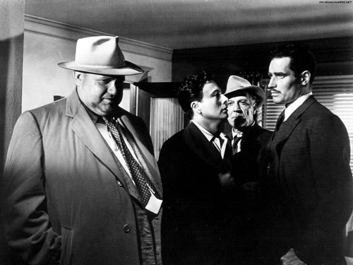 Universal has released all three versions of Orson Welles' <i>Touch of Evil</i> in a two-disc 50th anniversary set.